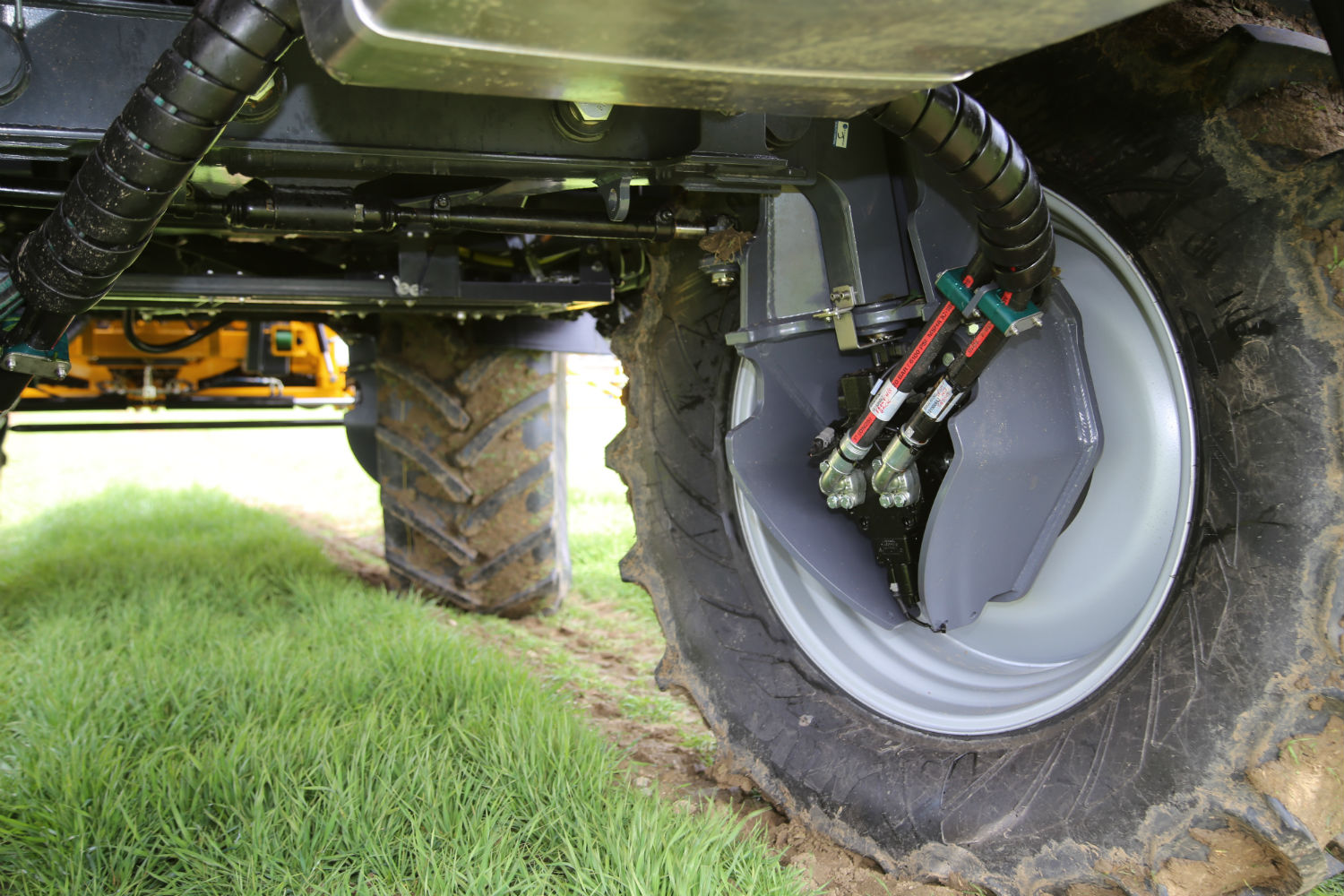 chafer sprayer transmission article for Pro Operator