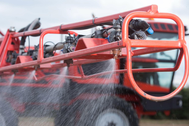 factors affecting drift, spray boom